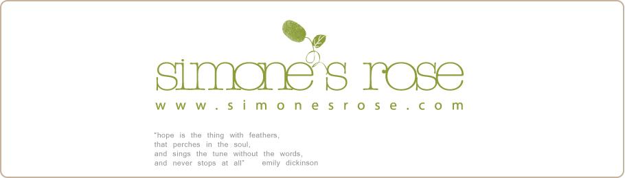 Simone's Rose