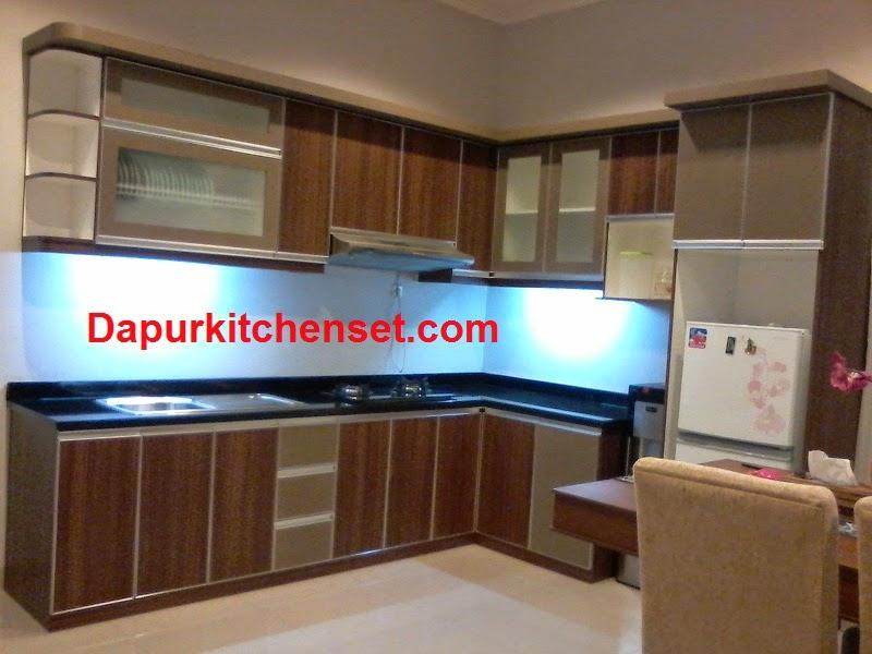 Jasa kitchen set jenis granit untuk kitchen set for Kitchen set yang bisa dipindah