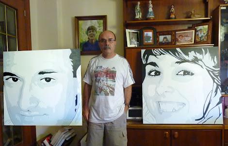 cuadros de Johnny & Paula (Madrid)
