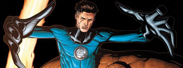 Mister Fantastic (Marvel Comics) Character Review - 1