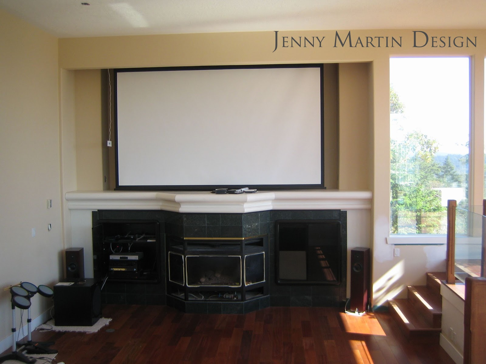 jenny martin design fireplaces