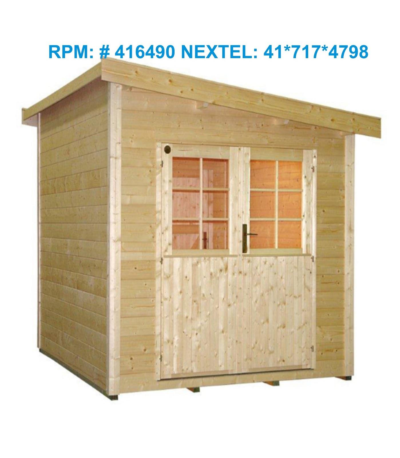 Casas prefabricadas modulos campamentos mineros cuartos for Casillas de madera precios