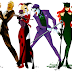 Batman villains fusions