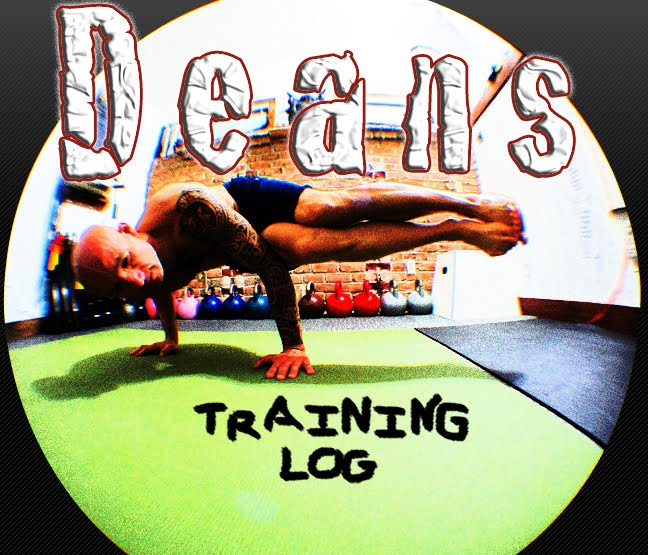 Deans Training Log