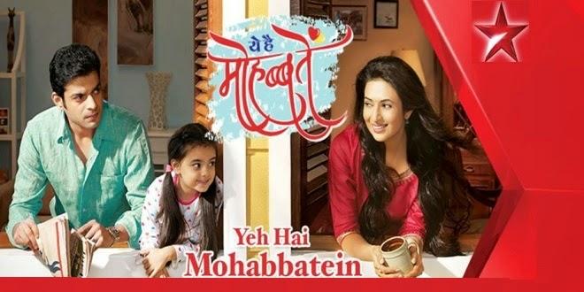 Yeh Hai Mohabbatein 25th February 2015 Live Star Plus