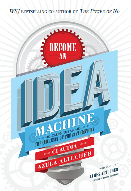 Order Your Copy And Become An Idea Machine
