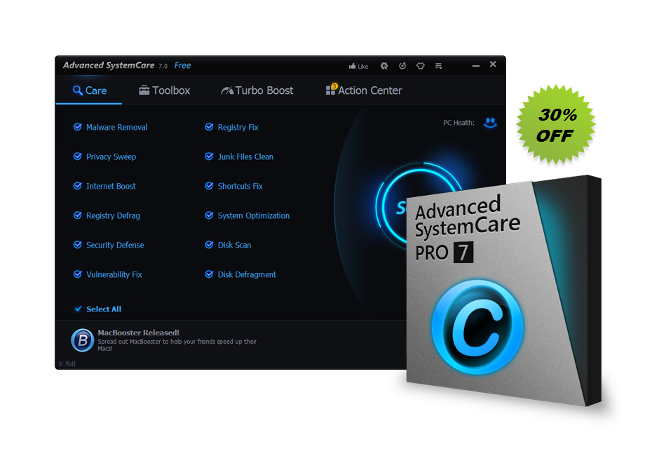 Advanced systemcare discount coupon
