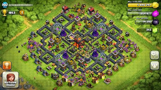 Tips Cara Bermain Clash Of Clans