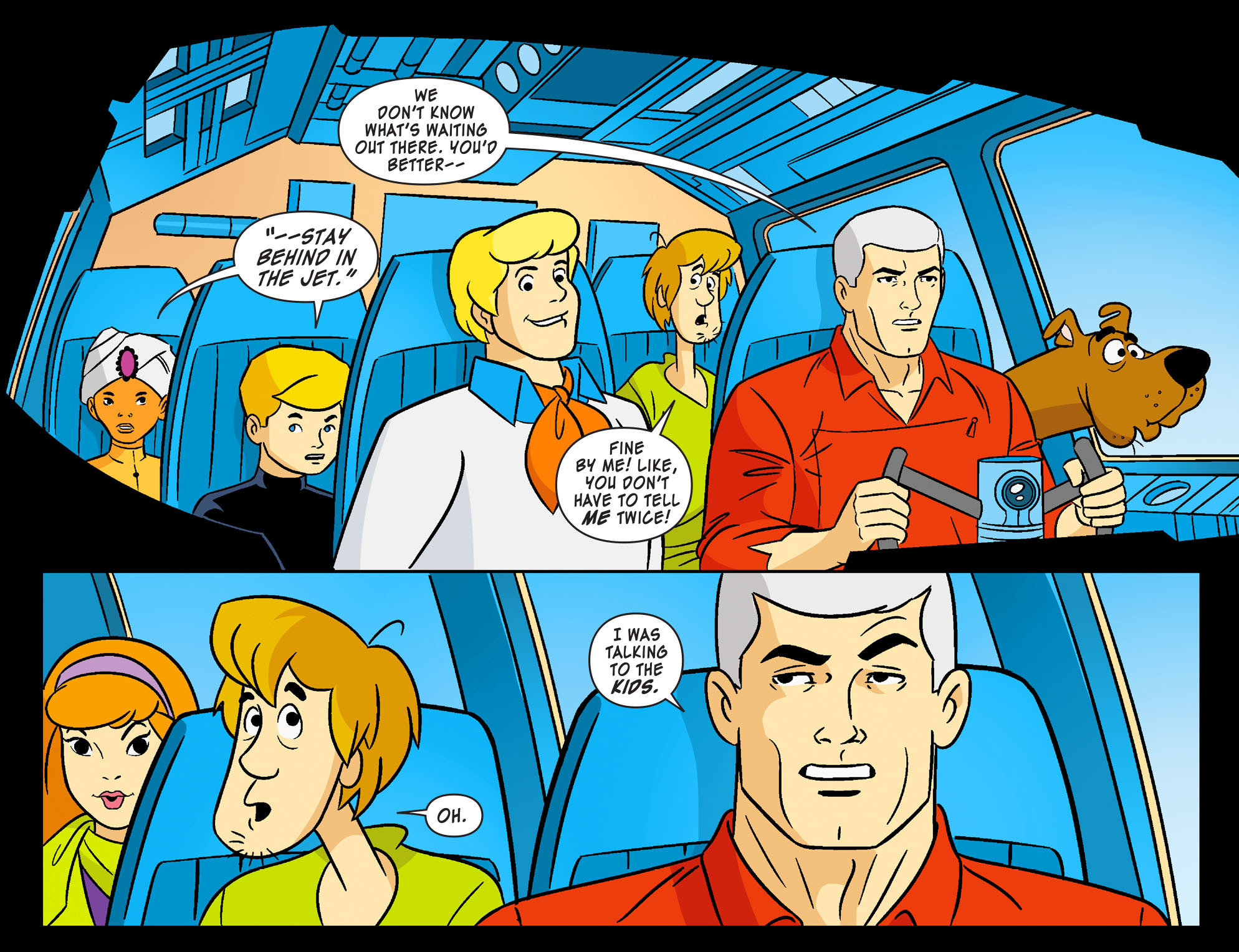 Read online Scooby-Doo! Team-Up comic -  Issue #20 - 5