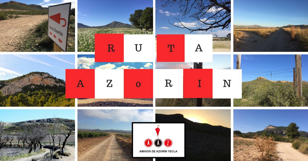Ruta Azorín