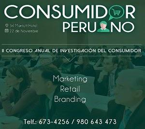 II CONGRESO DE INVESTIGACIÓN DEL CONSUMIDOR PERUANO.