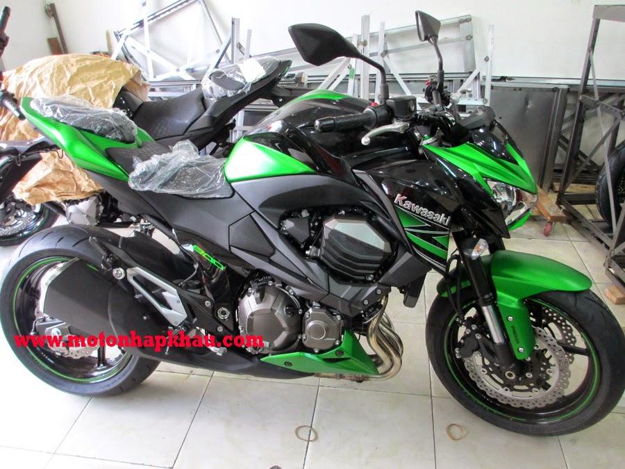 Kawasaki Z800 ABS 2015