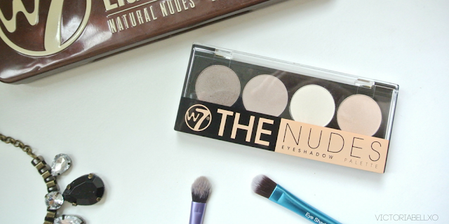 W7 Eyeshadow Palette 2015