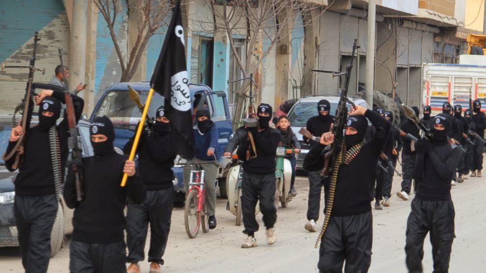 Irak Syriah Islamic State ISIS