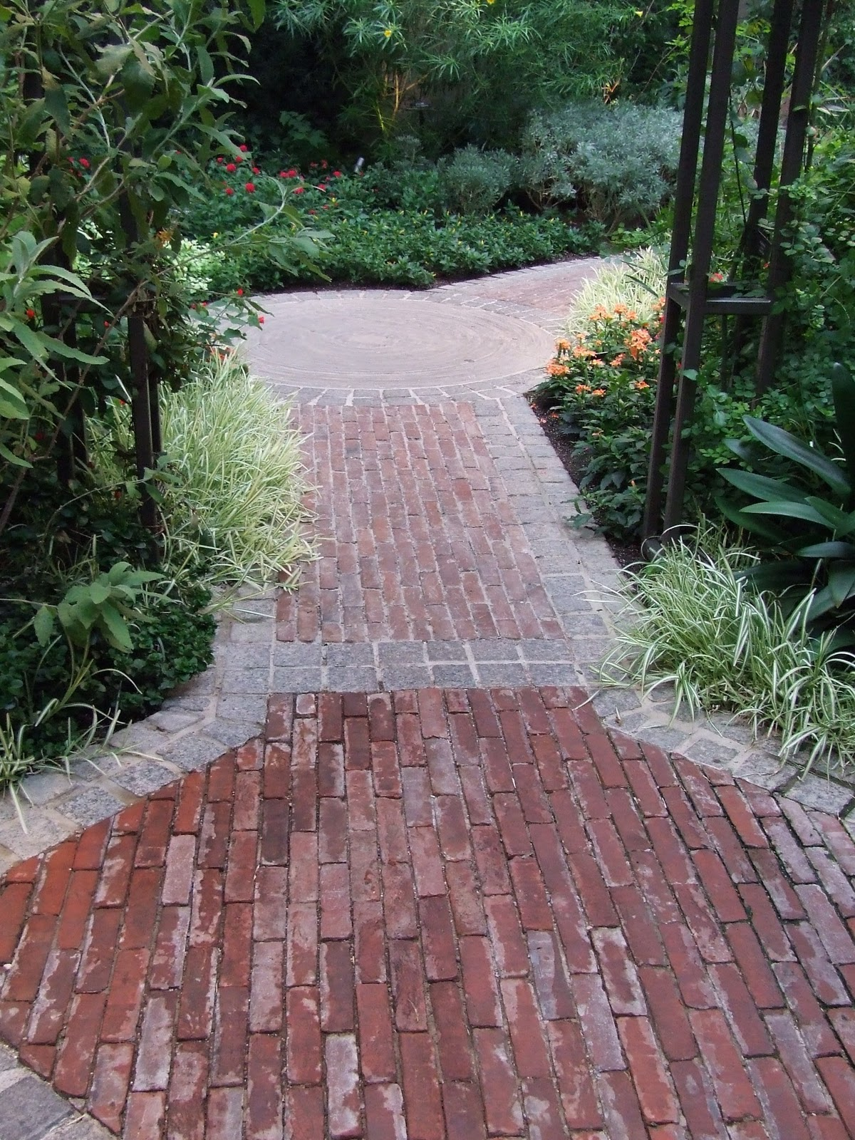 Brick Paver Walkway Designs Design 101 Brick Paver Patterns  Thinking Outside The Boxwood