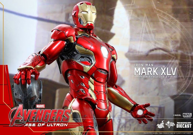 hot toys iron man action figure