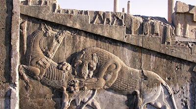 Esmero Etnográfico, Persépolis - Irán
