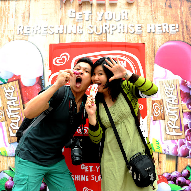 Fruttare Surprise @ Lot10 Icecream giveaway