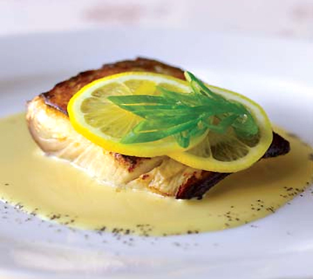 Mahimahi with Orange Beurre Blanc Sauce Recipes