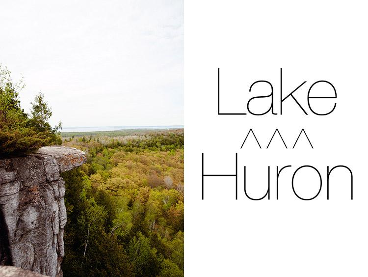 Lake Huron Ontario Road Trip