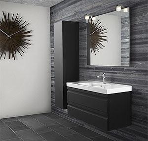 Badkamer spiegel verlichting verbeter het kleinste kamertje design keukens - Kamer klein bad ...