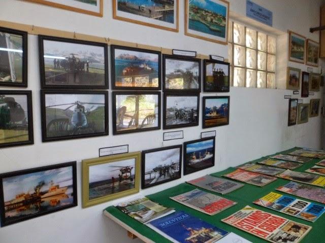 """Bosque Fundacional  Museo del Veterano de Guerra de Malvinas """"Livio Cossiani"""""""