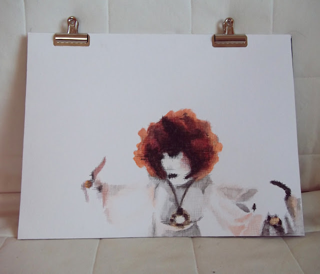 Aquacolor Dwaring - Florence Welch