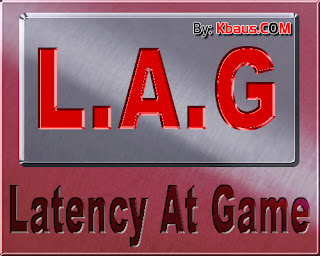 O que é LAG (Latency At Game)