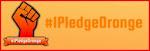 #IPledgeOrange  #Rajoana