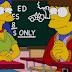 Homero y Marge Simpson se divorcian