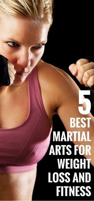 The 5 Best Martial Arts for Weight Loss and Fitness