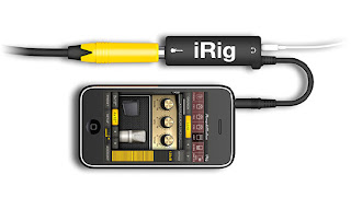 iRig H 580 AmpliTube iRig review