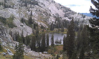 Lake Catherine, Brighton Utah