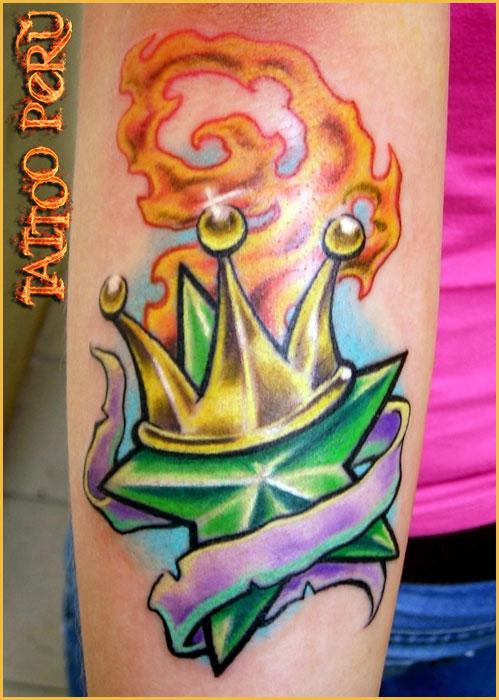 Las mejores fotos de Tatuajes para que puedas conocer como quedan en todas las zonas del cuerpo, así como también todo tipo de tatuajes para que disfrutes de obras de artes:  01_tatuajes_de_estrellas