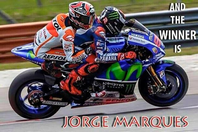 Meme Lucu Bikin Ngakak MotoGP Lorenzo dan Marquez