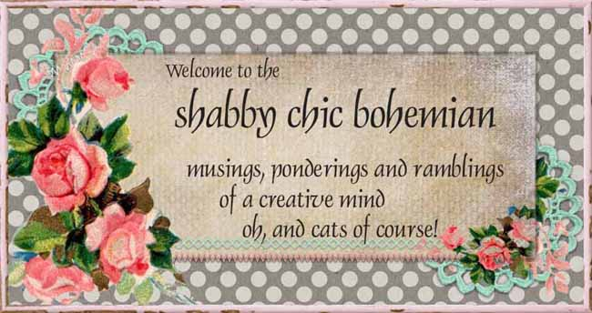 The Shabby Chic Bohemian