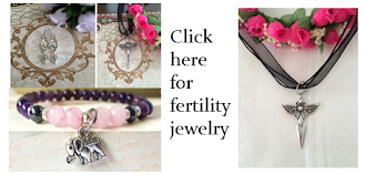 FERTILITY AND MISCARRIAGE JEWELRY