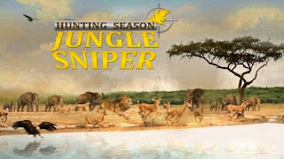 Screenshots of the Hunting season: Jungle sniper for Android tablet, phone.
