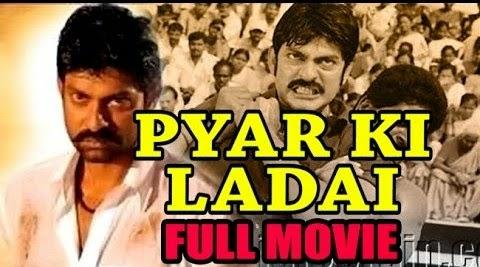 Pyar Ki Ladai (2014) Hindi Dub WebRip 500Mb