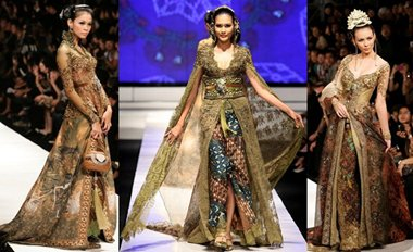 Batik kebaya indonesia go international