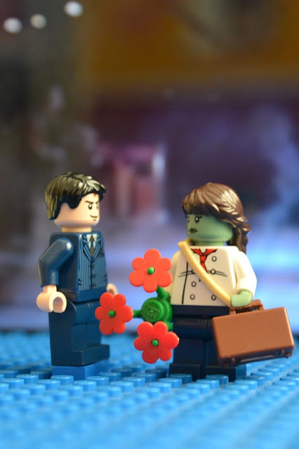 Lego + Wicked the Musical
