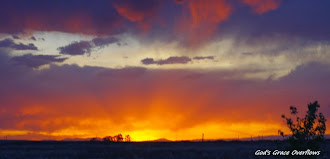 ~Beautiful Colorado Sunset~