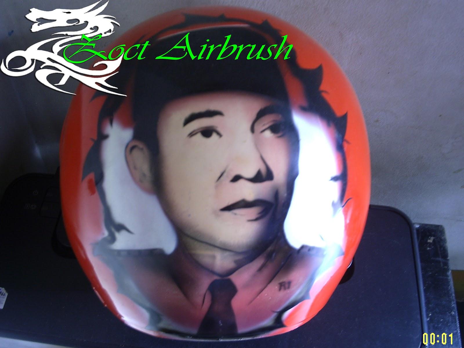 airbrush helm