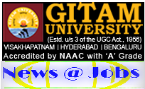 gitam+university+recruitment