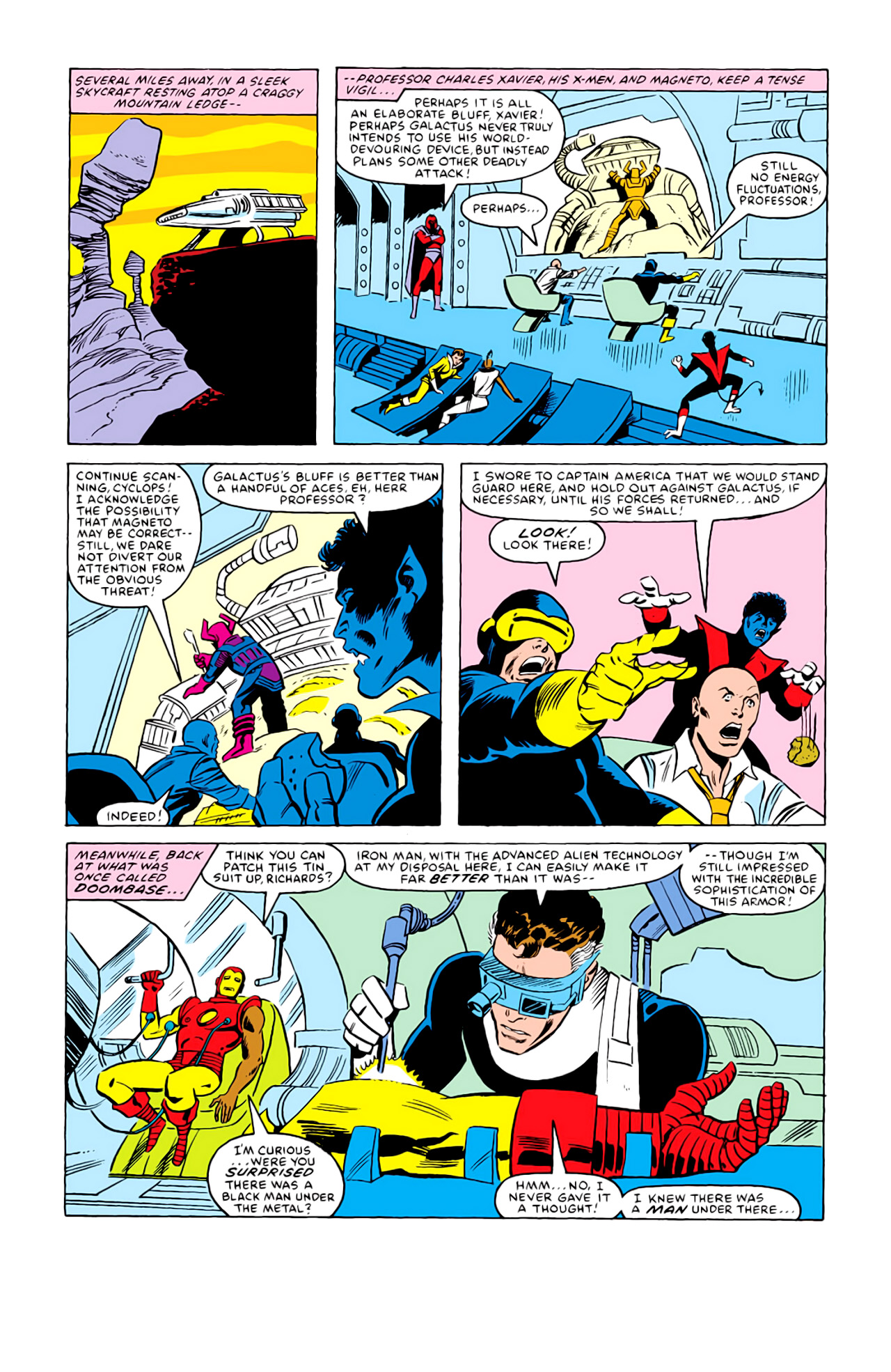 Captain America (1968) Issue #292i #216 - English 24