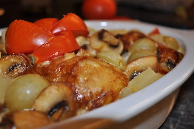 Enkel – rask og smakfull kyllingform