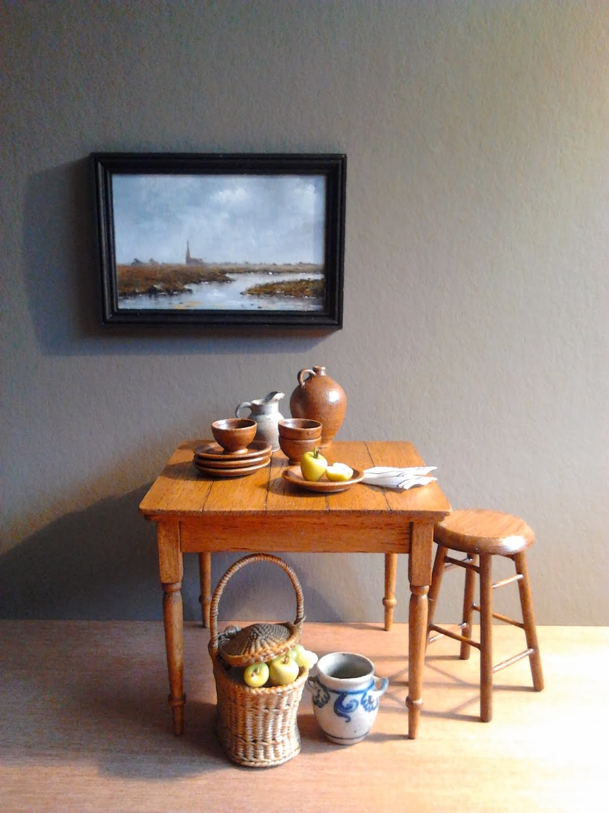 Dutch Kitchen Table