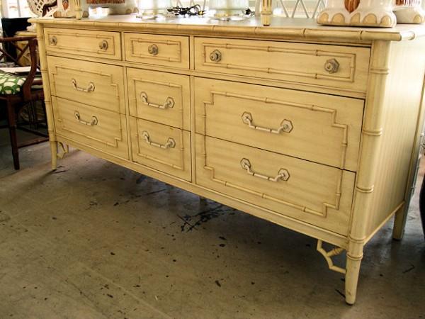 Bamboo Dresser2