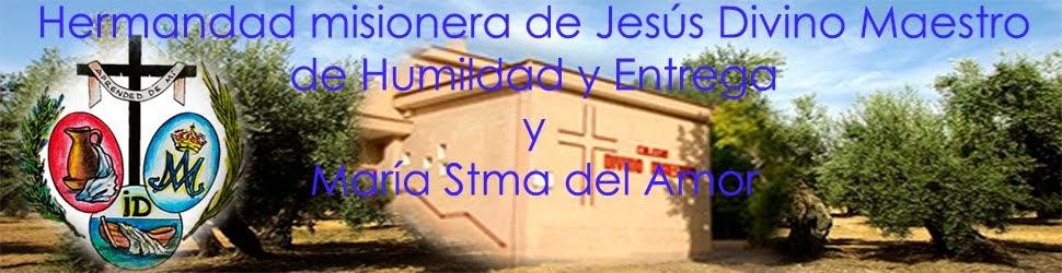 Hermandad Misionera de Jesús Divino Maestro (El Lavatorio)