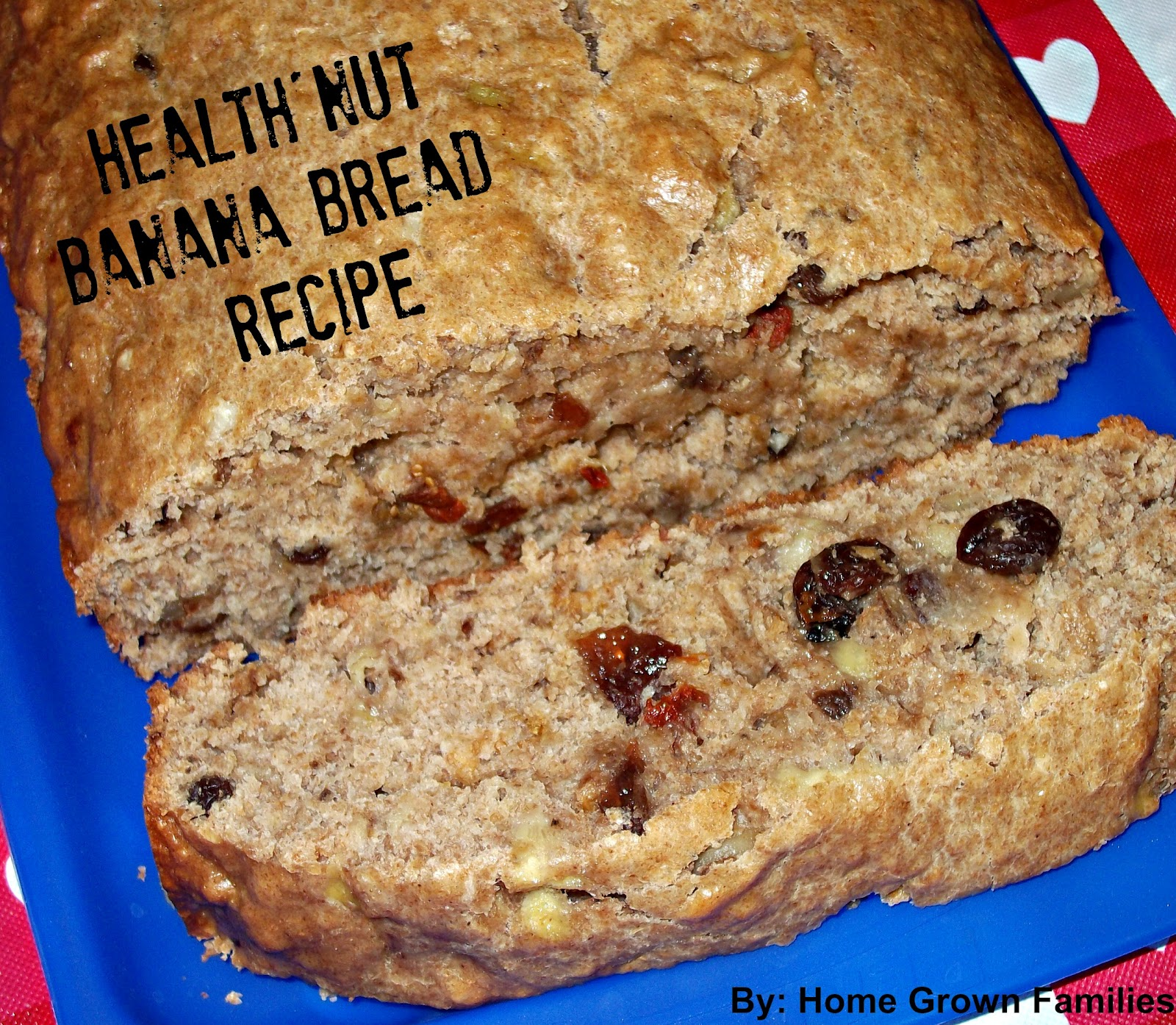 recipe, banana nut bread, bread,